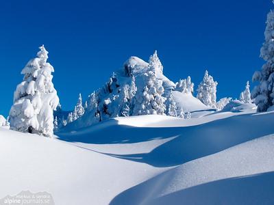 Siplingerkopf ski tour, Allgäu