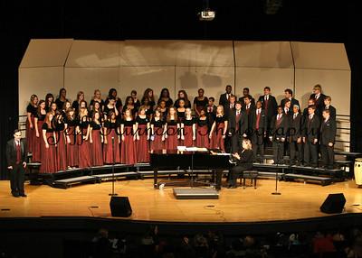 UGHS Chorus Concert 10-11-10