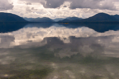 Still Waters August 2013, Cynthia Meyer, Tenakee Springs, Alaska