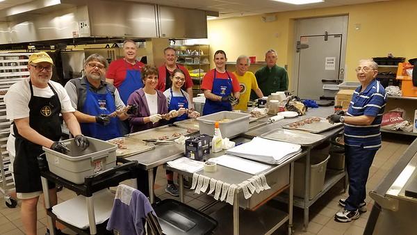 Community Life - Festival Cooking - April 28, 2018