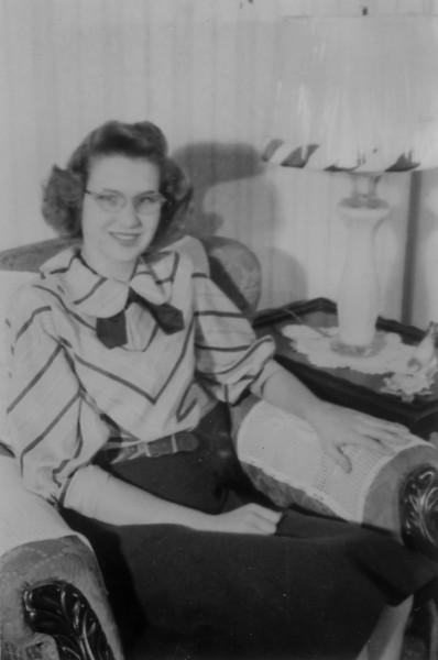 Maria Jacob 1947