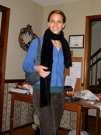2006-12-24 Xmas Eve Paul's Camera - Up