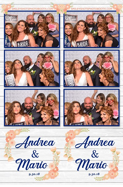 Andrea & Mario Wedding