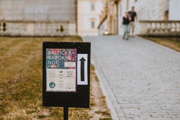 Zamek Valtice :: Barokni slavnosti 2019 FB