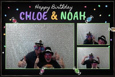 Chloe & Noah's Birthday