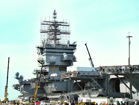 Aircraft Carriers and F/A-18 Hornets