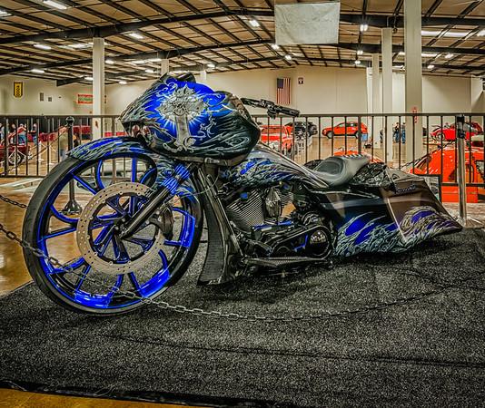 World of Customs Car Show - Tupelo MS