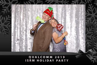 Qualcomm ISRM Party