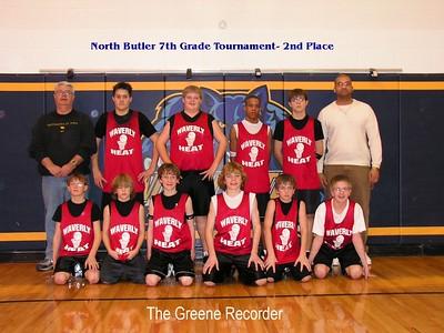 Basketball 7th Grade Tournament