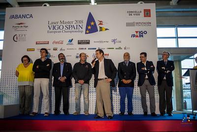 Ciclo 4 - Vigo Laser Masters European Championship 2018