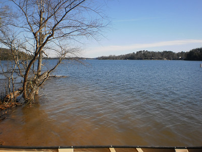 Lake James - January 2013