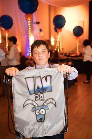 Marin Jewish Community Center (JCC) Bar Mitzvah ~ Ian