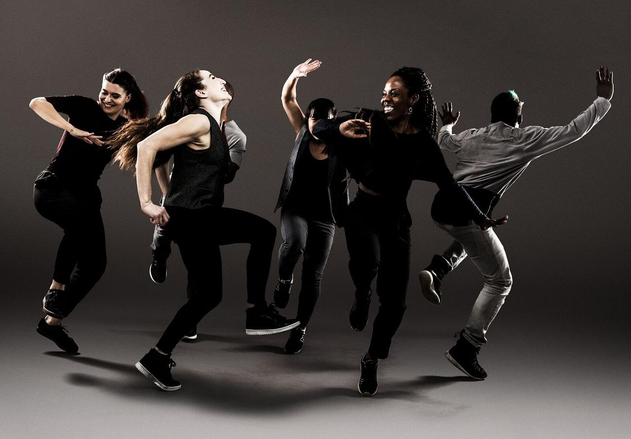 Ephrat Asherie Dance - Odeon (Excerpts)