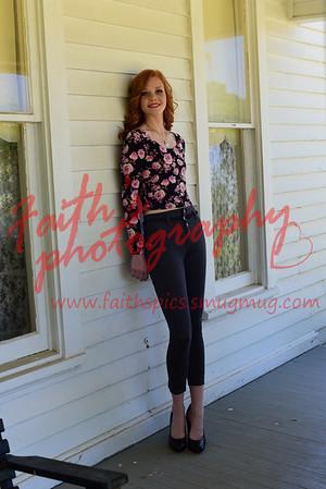 Danielle  graduating Class of 2016   050516