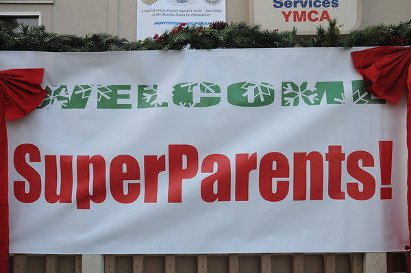 26th Annual SuperParent Holiday Toy Program Sponsored by The Spiva Family Foundation