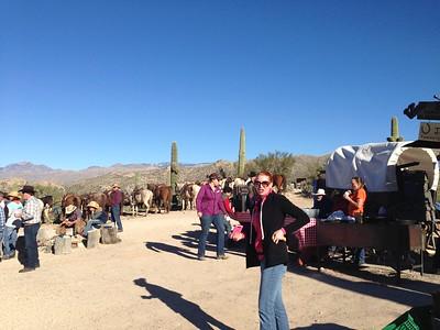 OMD Dude Ranch trip