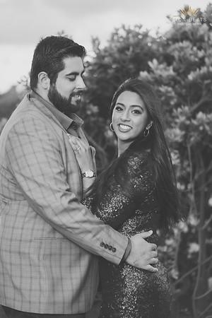 Nishant & Sheetal | Location Photo Shoot
