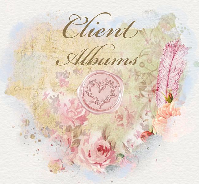 Client Albums