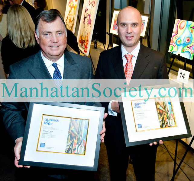 """Fountain Gallery Marks 10th Anniversary at Annual """"Celebration of Life"""""""