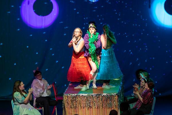 Alice in Funkyland Performance