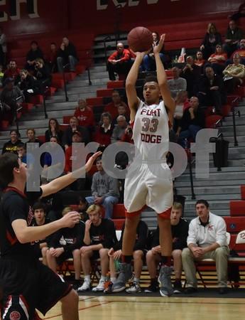 12/20/16 Mason City @ Fort Dodge Boys Basketball