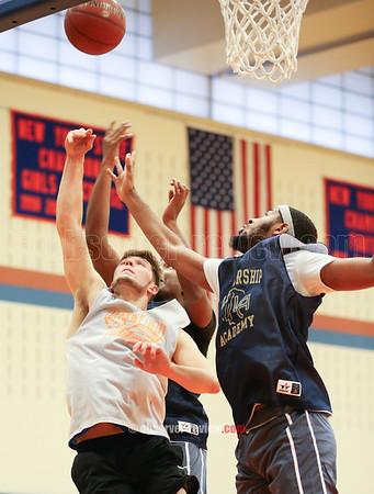 Penn Yan Basketball 11-25-17