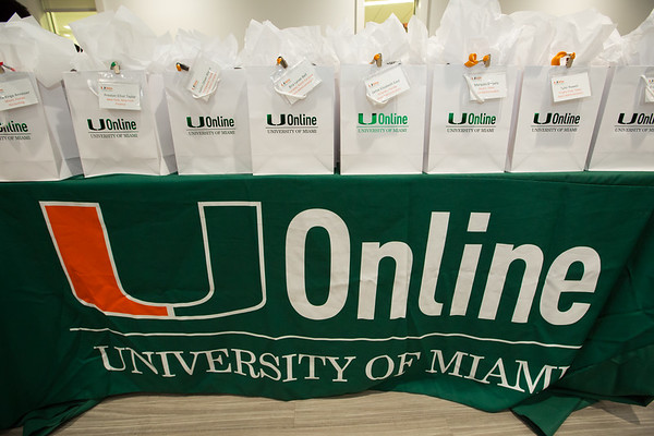 MBA Online Commencement Receptions