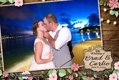 Brad and Carlie Cutright Wedding
