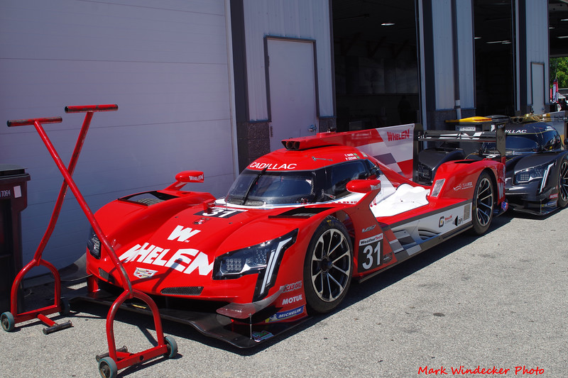 Whelen Engineering Racing Cadillac DPi