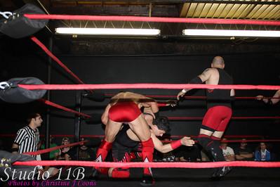 DPW 090523 - Antonio Thomas & Jose Perez vs Chris Battle & Chris Mooch