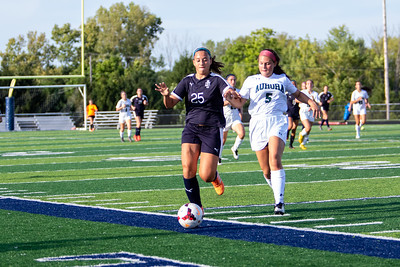 2019-08-21 -- Twinsburg Girls Junior Varsity vs Aurora Girls Junior Varsity High School Soccer