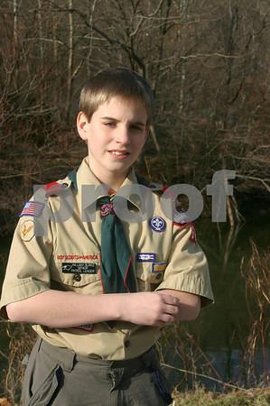 Willam Burks - Boy Scout - February 2006