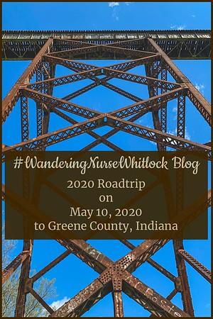 2020 Roadtrip to Greene County Indiana on May 10th