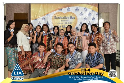 200104 | HI-4 Graduation Day of LB LIA Galaxy