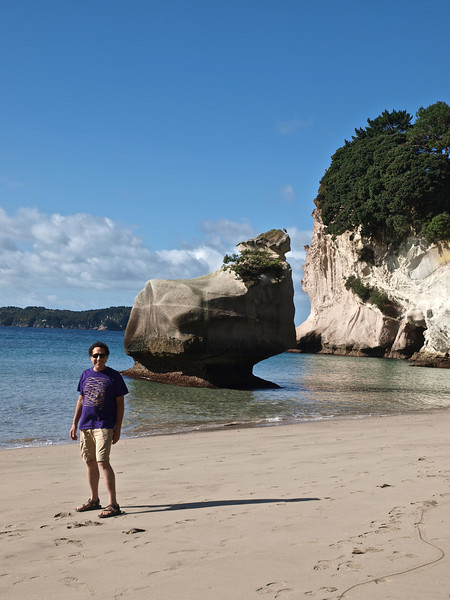 Cathedral Cove, Hahei, Coromandel Peninsula, NZ