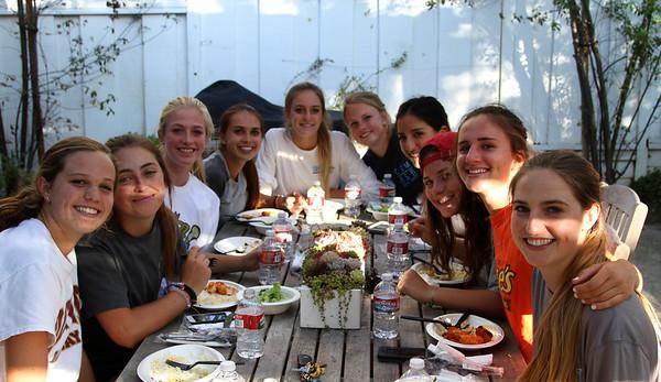 Team Dinner 4/27