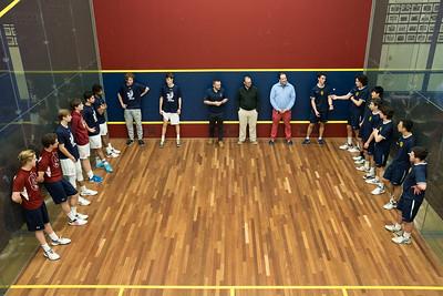 Squash vs. Trinity-Pawling School