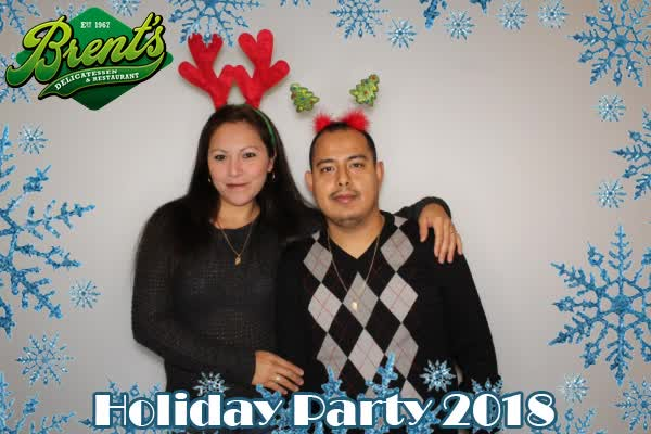 Brents Deli Holiday Party Northridge