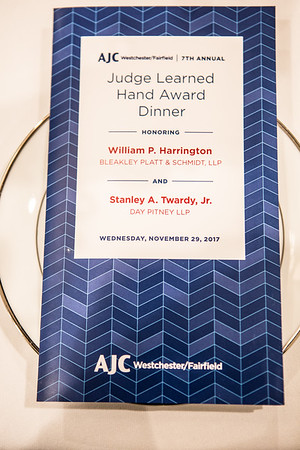 AJC - Judge Learned hand Award Dinner