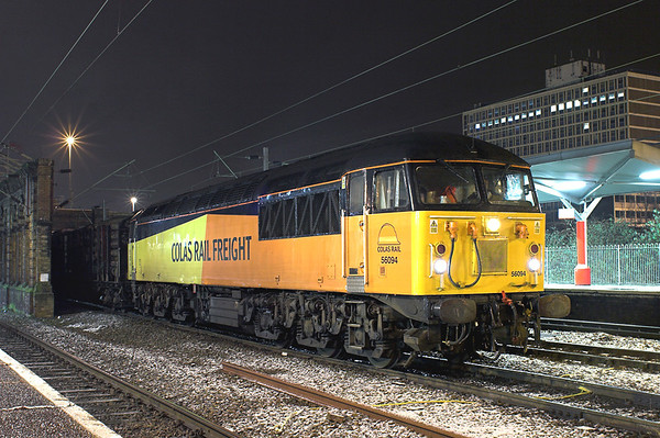 17th January 2013: Crewe