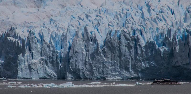 Boat Vs Glacier