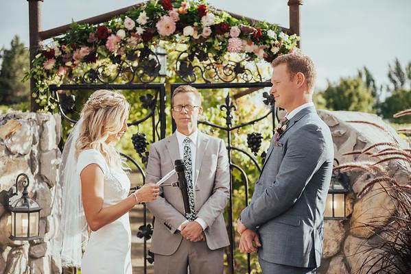 Ryan & Heather Wedding
