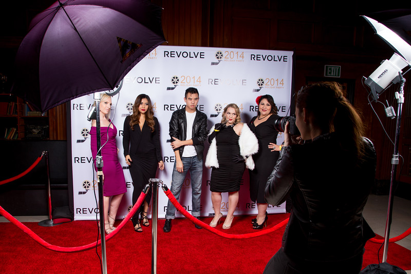 2014 REVOLVE Holiday Party