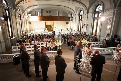 Weddings at The Cardome Center