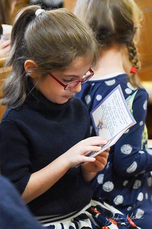 St Fillan's Children's Mass