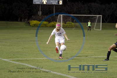 Iolani Girls Soccer - Kap 2-6-14