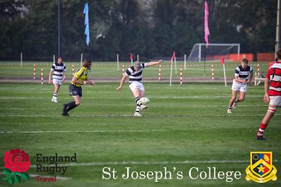 1. Seaford College v Hurstpierpoint College