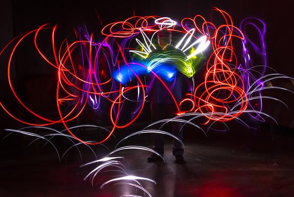 Photographic Light  Painting - 4-10-17