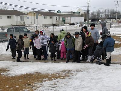 Bishop Belleau School 2009 April 3rd