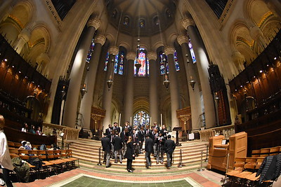 2018 St. John the Divine Concert with  Westover School